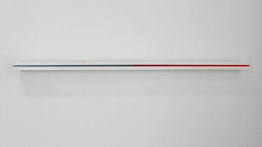 Shadowgap Long Grey/ Red