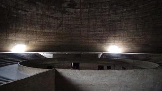 La coupole de Niemeyer Tripoli