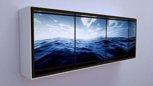 Aegean Crossing Triptych