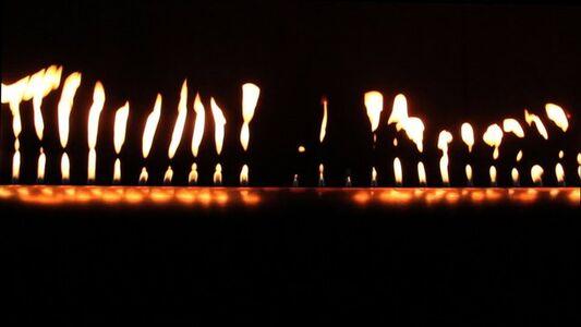 Vocal Flame (film still)