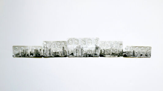 """Skylines, Nº III"", from the series ""Zona de Conforto"""