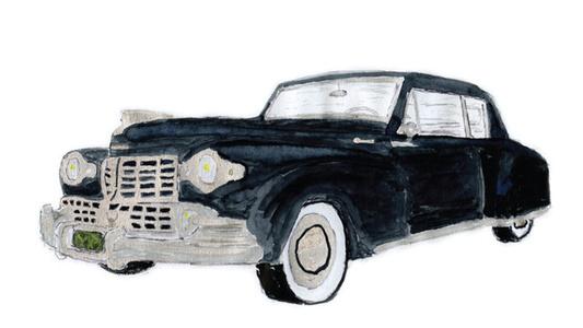 "1948 Continental ""Abraham"""