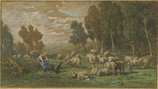 The Shepherdess