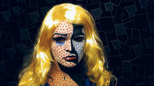 Pop Art Portrait (Charlie Short)
