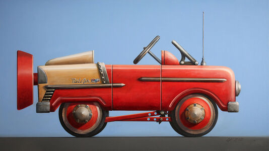 Bel Air Red (Pedal Car)