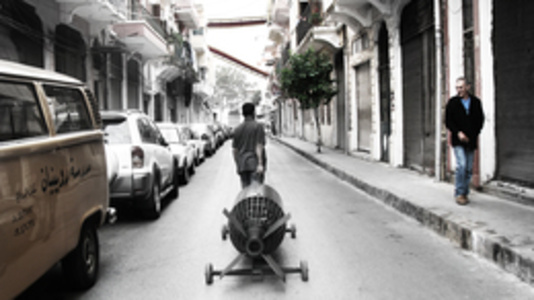 Bernard Khoury - Derailing Beirut B1
