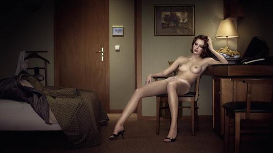 Hotel Milan, Room 607
