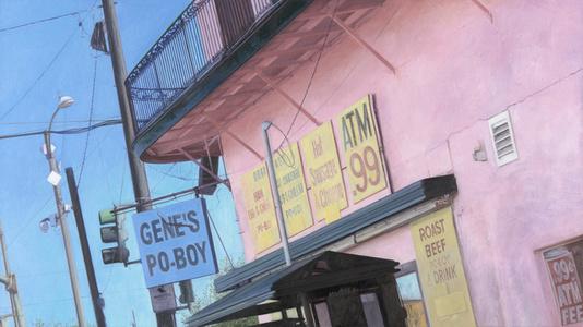 Gene's Po-Boy