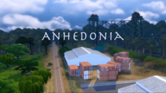 7. Anhedonia (The composite video of all 6 artworks)