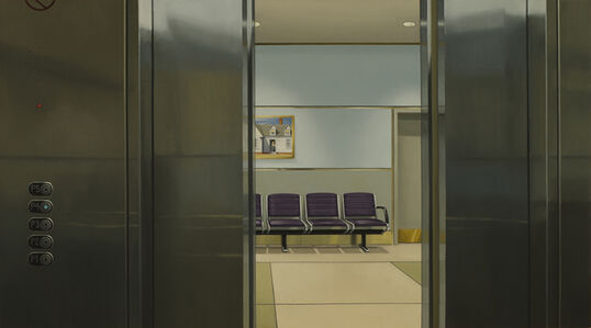 To the waiting Room (High Noon)