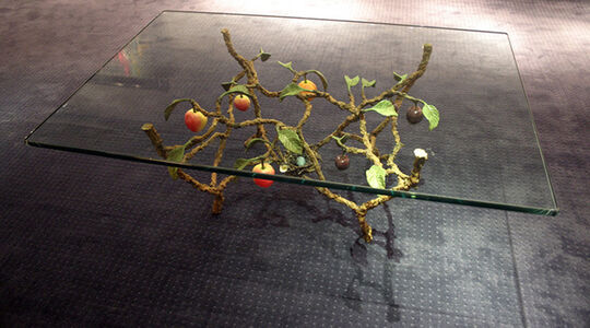 Ripening Orchard Table