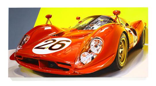 Ferrari 330 P3 No26