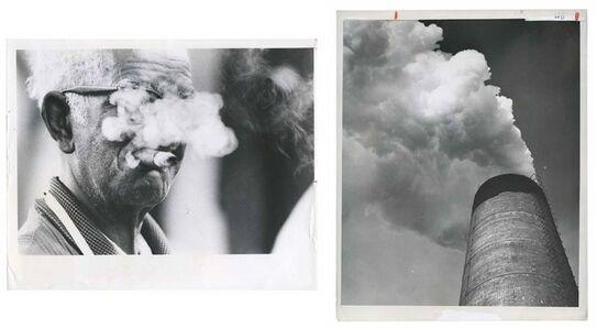 TQ 3/4: Here's smoke in your eye/Smokestack, Bethlehem Steel