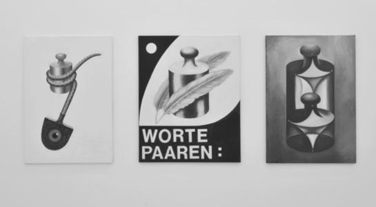 WORTE PAAREN: