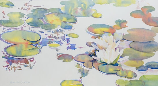 Water Lily Series #1