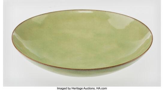 Light Green Green Bowl