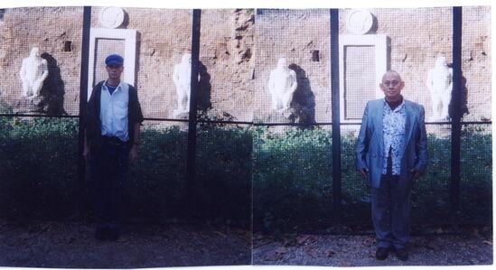 R, Rome, Porta Della Magica, 2003