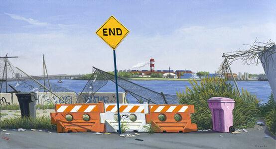 END, E 132nd Street, Bronx (study)