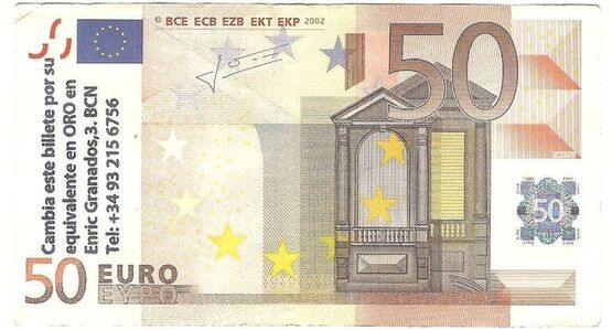 Relación de intercambio (50 x 50)