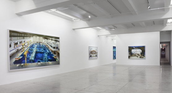 Thomas Struth:  New Works