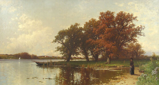 Early Autumn on Long Island