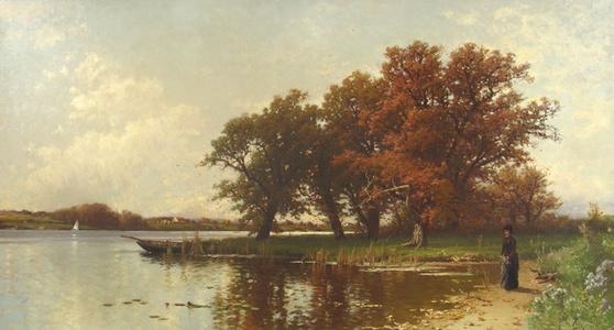 Early Autumn on Long Island