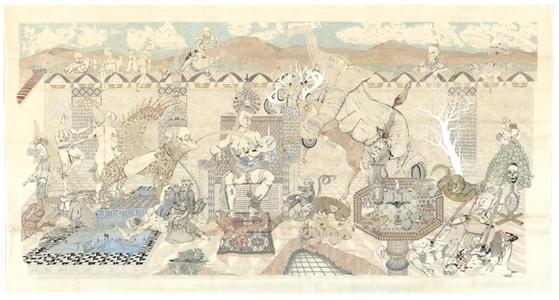 Hortus Conclusus, Peter Depelchin