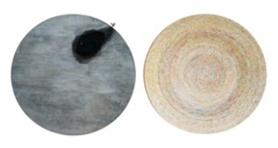 """Chopsticks: Incision of Time """"Tree Ring"""" and """"Black Hole"""" Round 20121"""