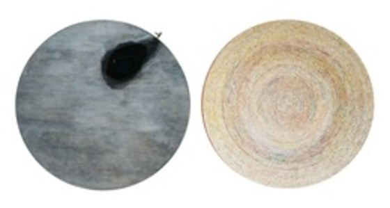 "Chopsticks: Incision of Time ""Tree Ring"" and ""Black Hole"" Round 20121"