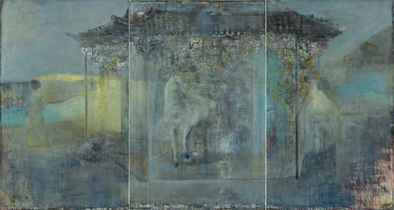 La Lune Luit-triptych