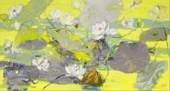 Yellow Lotus Sonata