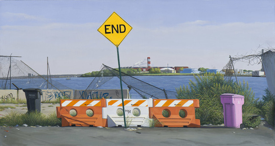 END, E 132nd Street, Bronx