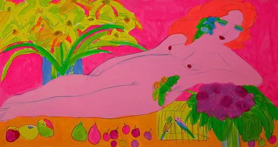 Pinkish Nude 紅粉佳人