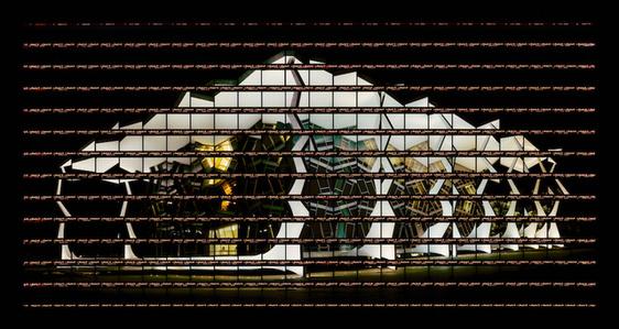 49#50 Brasilia, Supremo Tribunal Federal, Night Shot