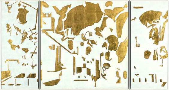 Annunciation Phase 1: Robert Campin - Mérode triptych