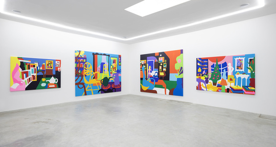 Interior - Todd James