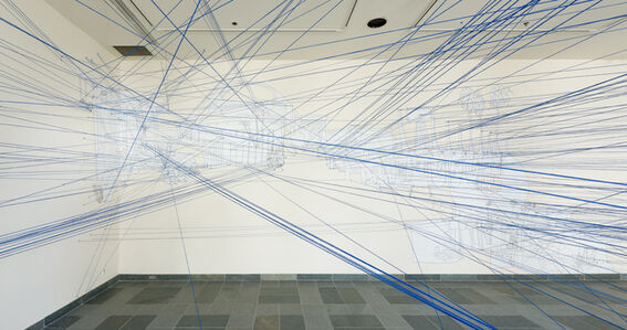 Everything in Perspective (install)