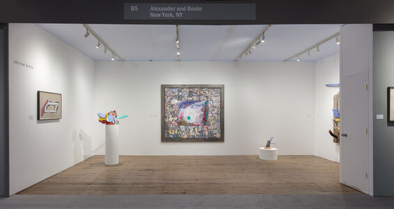 Alexander and Bonin at ADAA: The Art Show 2017