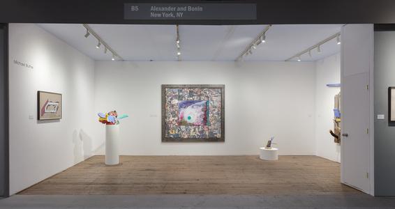 Alexander and Bonin at ADAA: The Art Show 2017