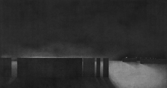 地平线那边-自然系列之二 Yonder by the horizon-natural series NO.2
