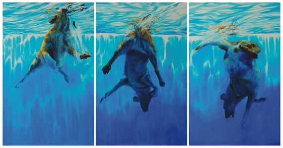 Into The Deep, Triptych