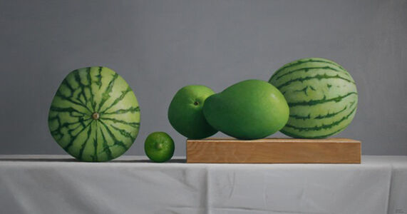 Melons, Mangos, and a Lime