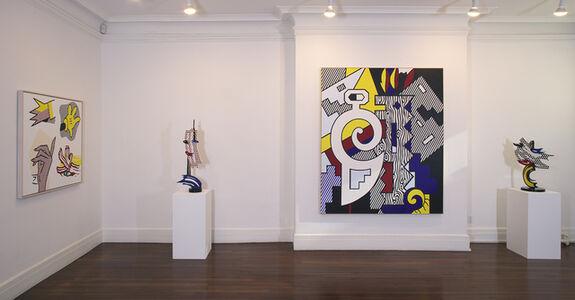 Roy Lichtenstein: Re-Figure