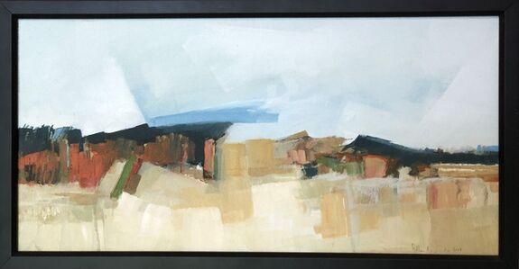 Abstract Landscape (framed)