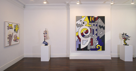 Roy Lichtenstein: Re-Figure