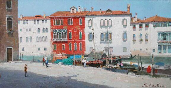 Venetian Red House
