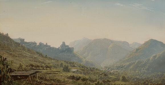 Morning Light in the Tarn Valley, France