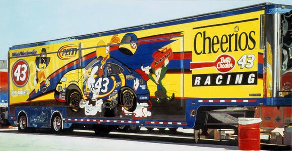 Betty Crocker Rocket Fuel Racing