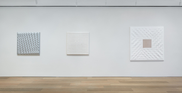 Enrico Castellani: Interior Space
