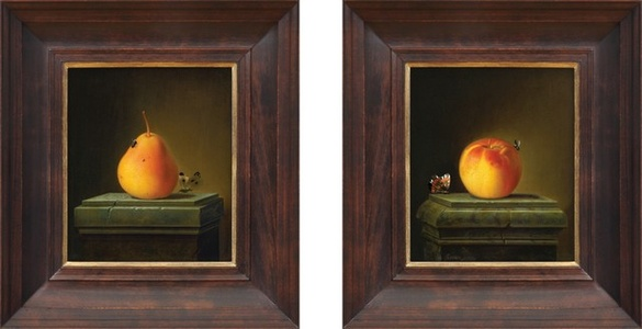 Transforming Diptych